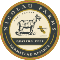 Nicolau Farms Quattro Pepe Cheese